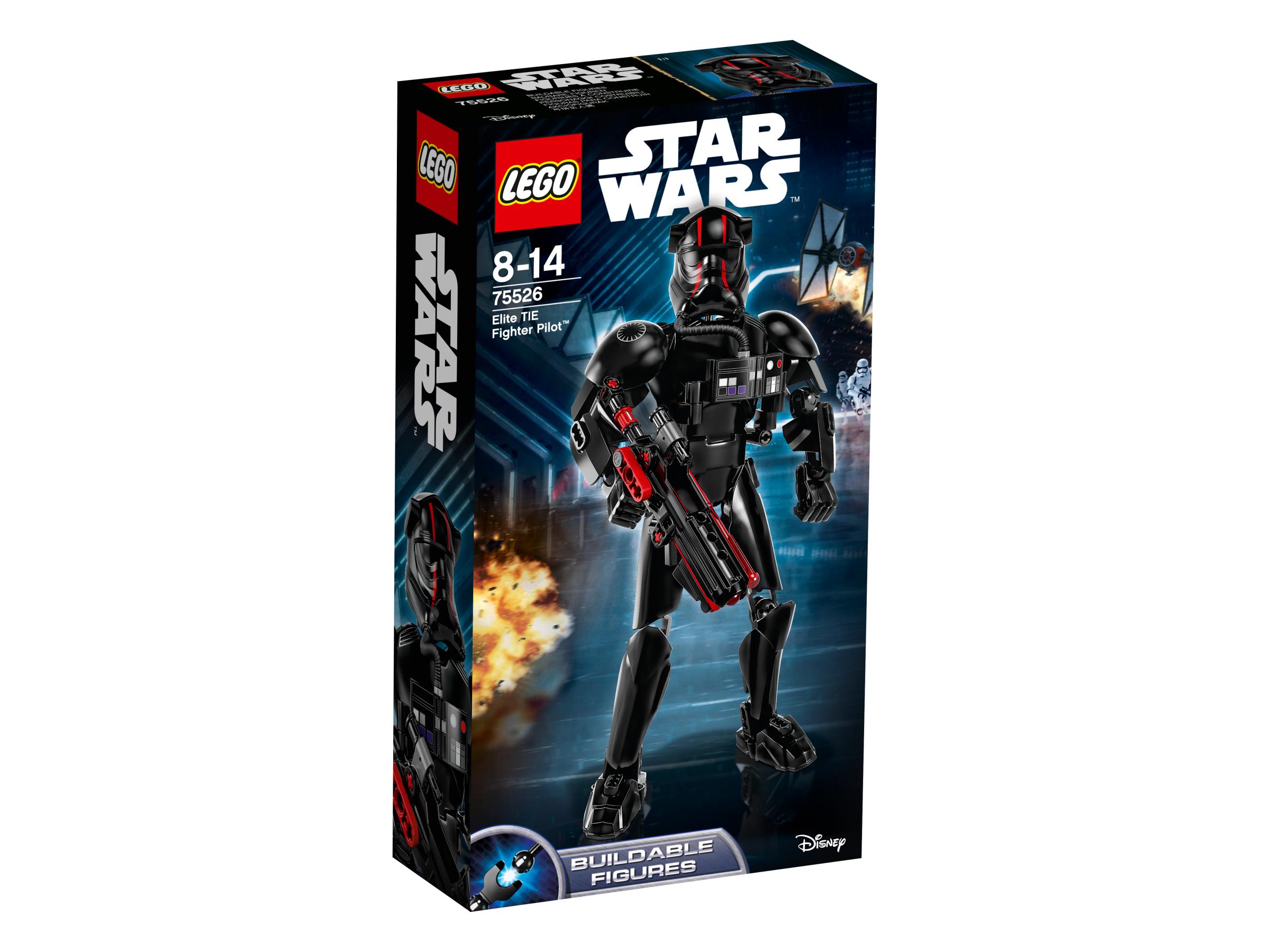 lego star wars race